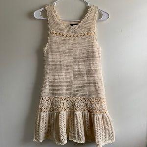 Gap Kids | Cream Knit Dress